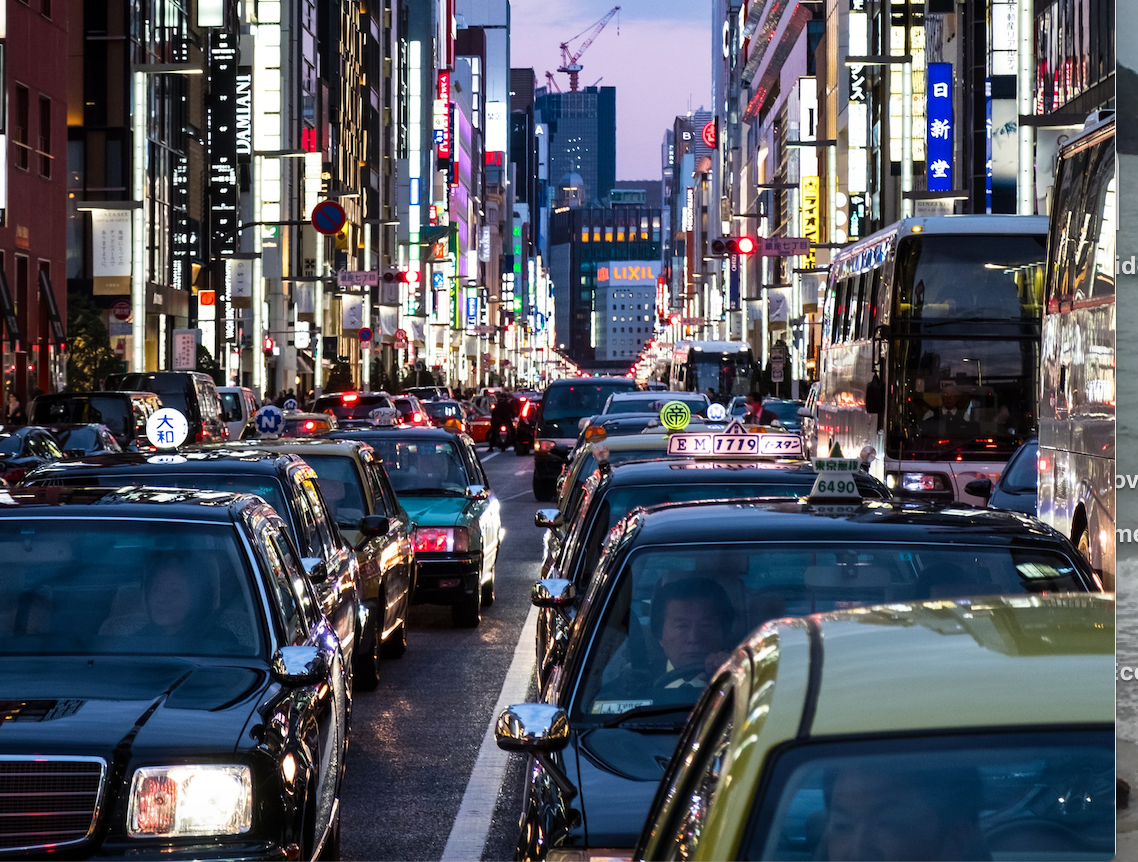 How Mobility As A Service Is Accelerating Change In Urban Transport
