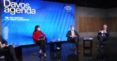 The 2021 Davos Agenda