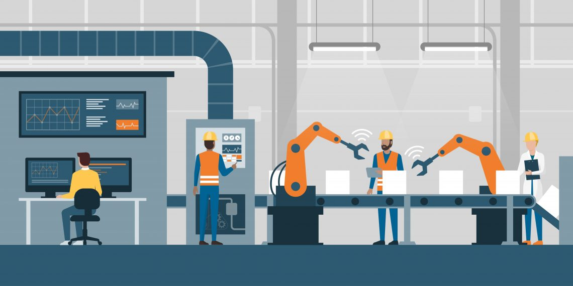 How Digitalization Is Helping Factories Achieve Growth And Go Green
