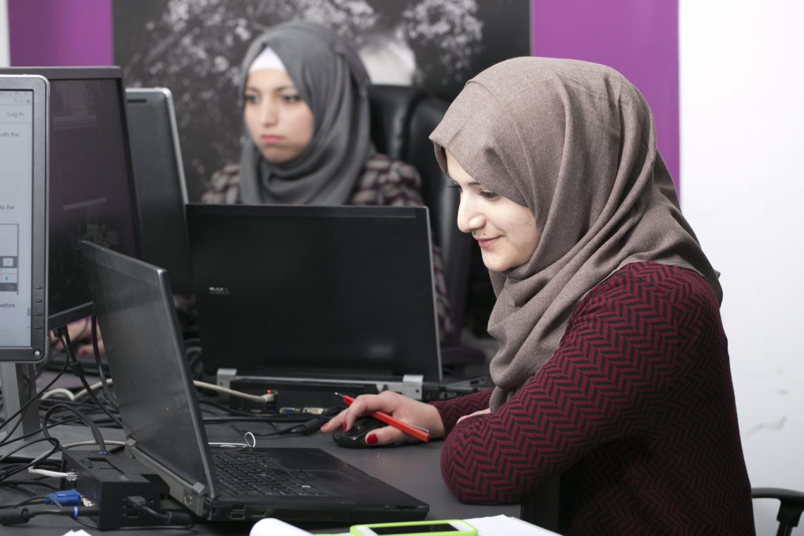 Programming A Different Future For Palestinians